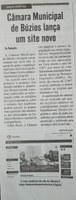 Diário da Costa do Sol_Novo site da Câmara_13fev19
