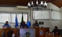 Audiência Apresenta Relatório de Gestão do Fundo Municipal de Saúde
