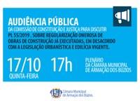 Audiência Pública CCJ