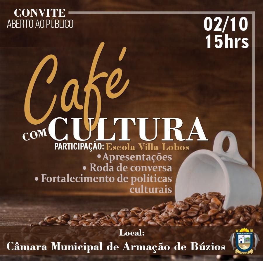 Café Com Cultura