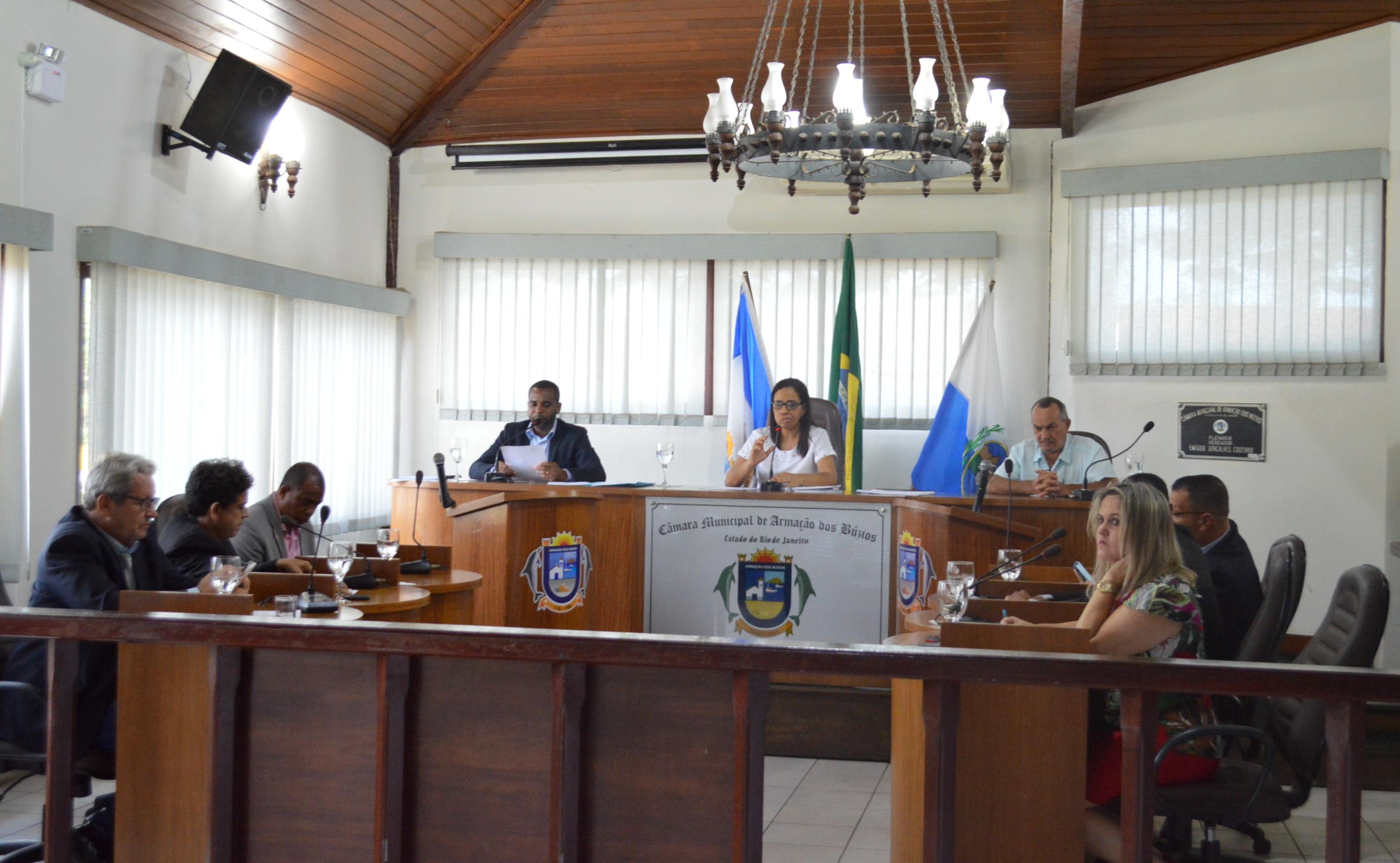 Legislativo Aprova Concessão de Cesta Básica para Alunos da Rede Pública Municipal