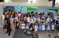 Câmara de Búzios Promove Café Cultural Com Turma da Escola Antônio Alípio