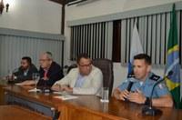 Comissão Realiza Audiência de Segurança Pública