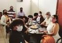 Presidente se reúne com Conselheiros Municipais da Saúde