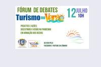 Fórum de Debates Turismo no Verão