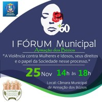 I Fórum Municipal