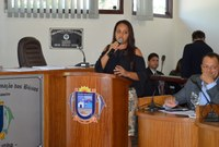 Joice Costa Cobra Plano Municipal de Políticas Para Mulheres