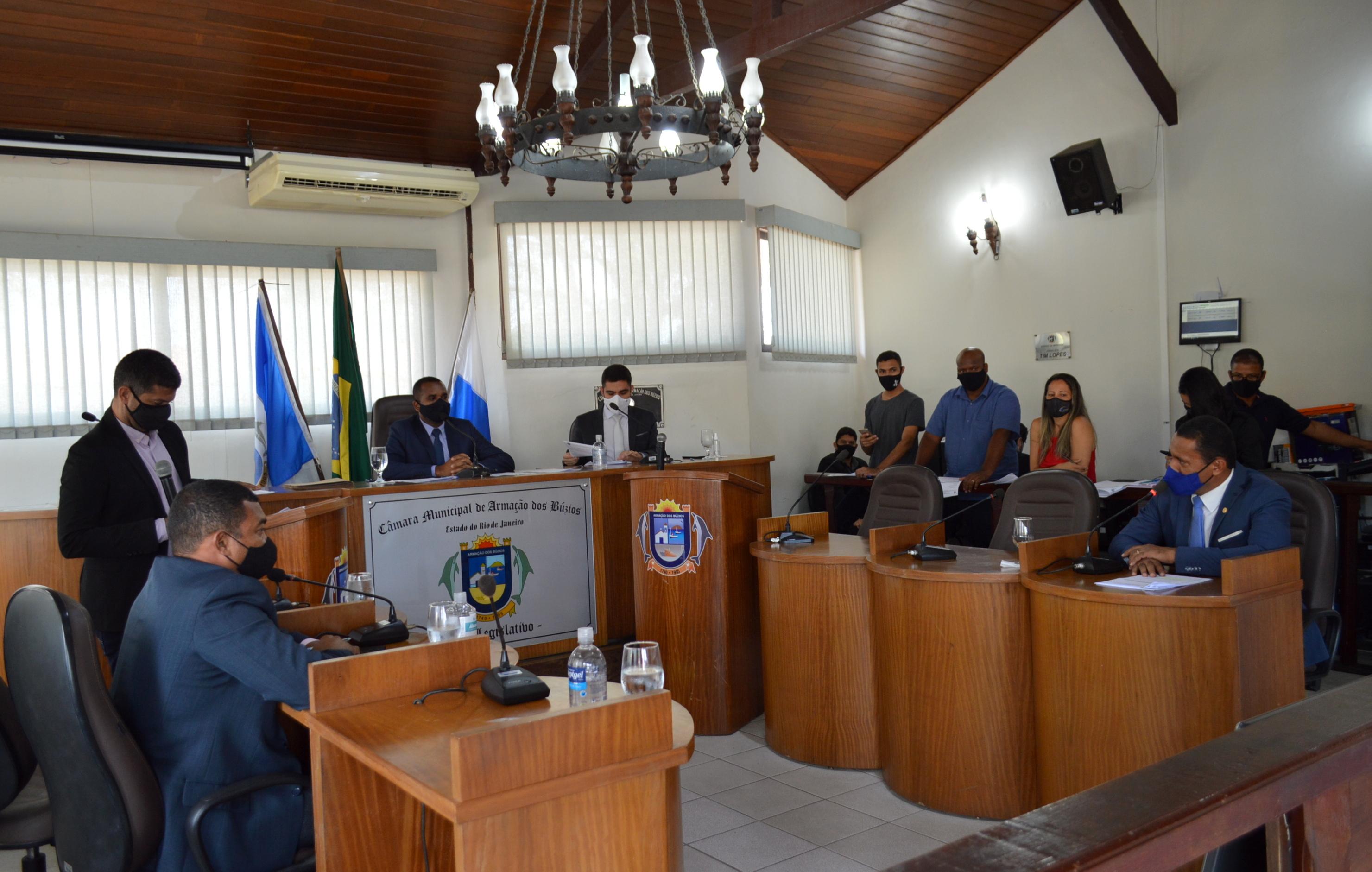 Nomeação e Exoneração de Servidores do Legislativo Poderá Ser Competência da Mesa Diretora