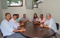 Prefeito Henrique Gomes e Vereadores se Reuniram na Câmara de Búzios