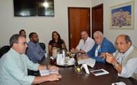 Presidente da Câmara se reúne com ACEB e com Presidente da TurisRio