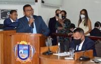 Projeto Visa Instituir Dia Municipal da Conscientização do Autismo