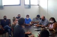 Reunião com Associação de Pousadas Discute Demandas do Setor