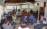 Secretário de Turismo Participa de Reunião Com Vereadores