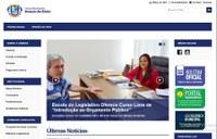 Câmara Municipal de Búzios Lança Novo Site