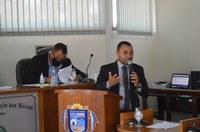 Vereador Victor Santos indica ao poder Executivo a presença de profissionais de Educação Física para o complexo esportivo de Cem Braças