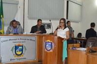 Joice fala da Unificação dos Benefícios dos Universitários e da Revisão Geral Anual dos Servidores