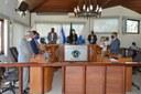 Vereadores fazem minuto de silêncio pelas vítimas da Covid-19 em Búzios