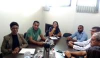 Vereadores se Reúnem com Diretora de Relações Institucionais da Enel