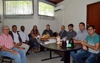 Vereadores se Reúnem com Secretário de Desenvolvimento Urbano